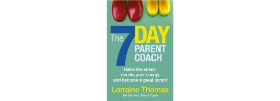 the 7 day parent coach book cover