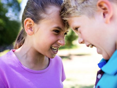 8 Tips to Calmly Handle Sibling Fights