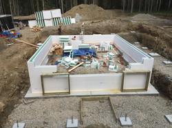 ICF Construction
