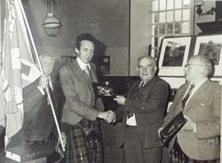 Hugh Reay at Strathnaver Museum