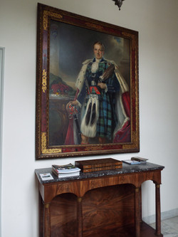 Portrait of the 13th Lord Reay at Ophemert