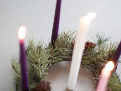 ADVEN: MARI MELAMBAT DAN MENIKMATI KRISTUS