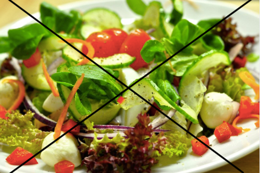 Salad Sucks - How You Can Find Healthy Food to Eat So You Don't Have to Eat Salad For Every Meal