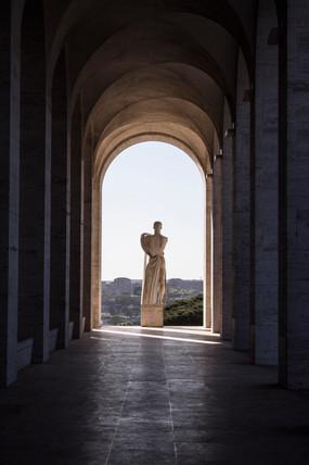 Palazzo della Civiltà Italiana (Colosseo quadrado)