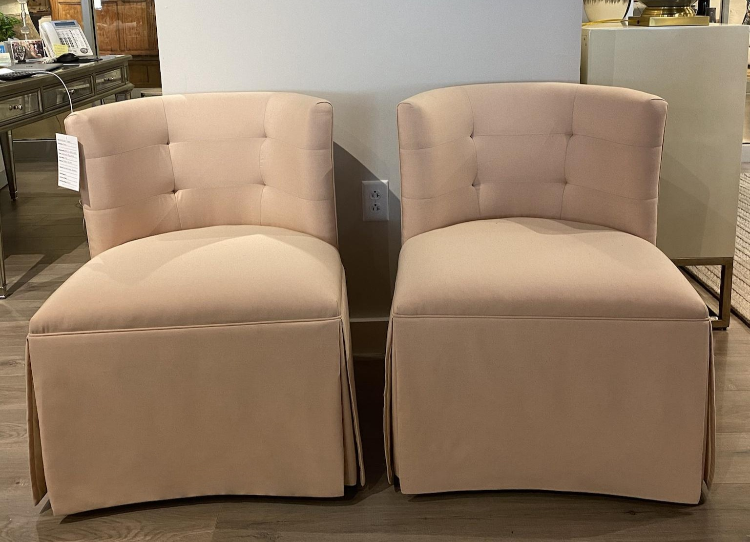 $2,500 - Chairs (2)