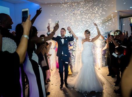 Playlist pour l'arrivée des mariés dans la salle
