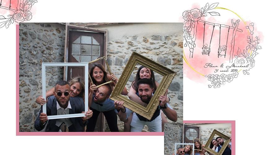 Photo Booth / Décibels Music / Animateur DJ Chartres 28 Eure et Loir