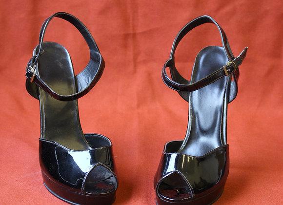 2018 Platform Peep-toe Sandals