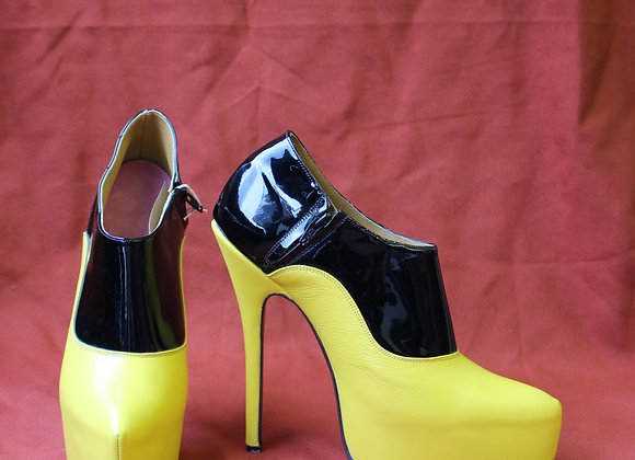 Black and Yellow Menaces