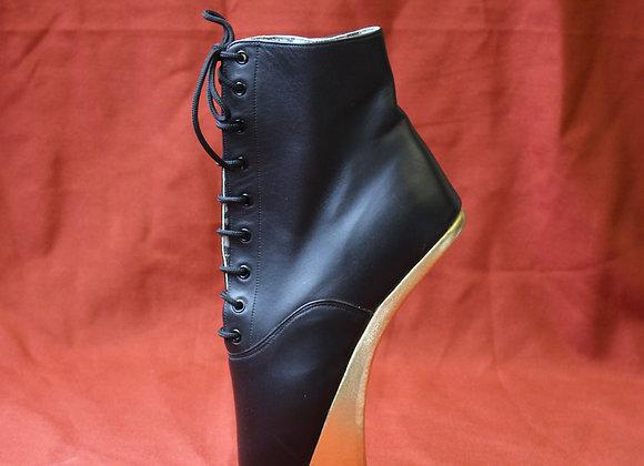 Heelless Ballet Boots