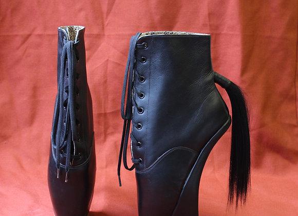 PONY Heelless Ballet Boots