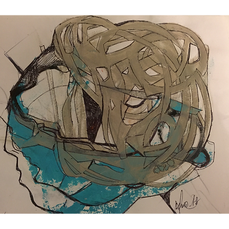 Medusa incatenata