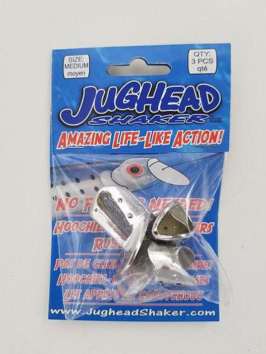 Medium Jughead 3 Pack – Metallic Silver