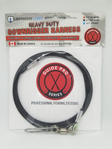Sure Stop Heavy Duty Downrigger Harness 8ft