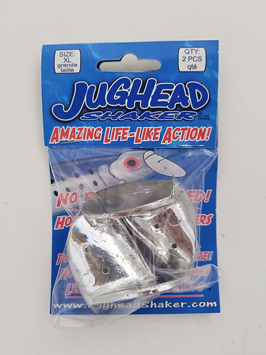 XL Jughead 2 Pack – Metallic Silver