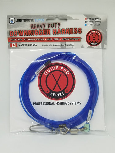 Sure Stop Heavy Duty Downrigger Harness 14ft