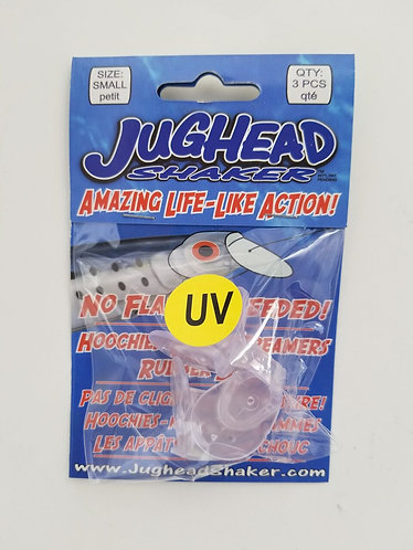 Small Jughead 3 Pack – UV Clear