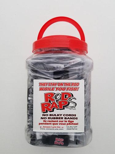 Rod Wraps Rod Holders 2 Pack 100 Pcs
