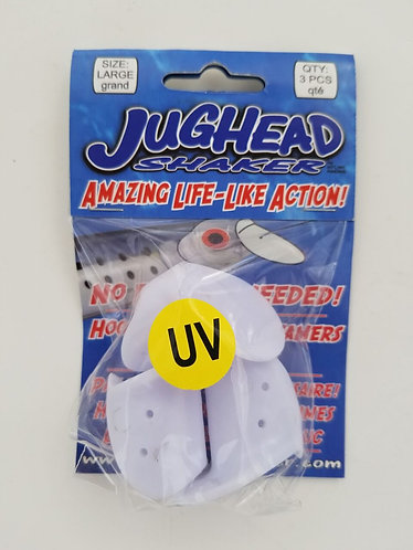 Large Jughead 3 Pack – UV Pearl White