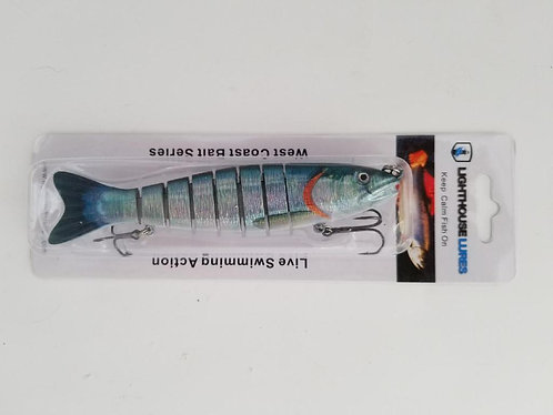 Jointed Bait Lure 6″ Anchovy