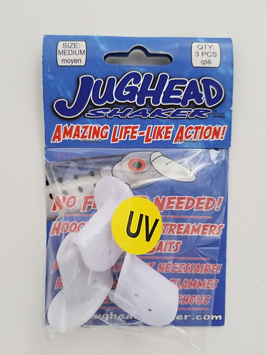 Medium Jughead 3 Pack – UV Pearl White