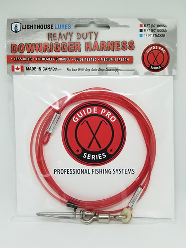 Sure Stop Heavy Duty Downrigger Harness 6ft
