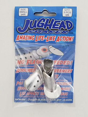 Small Jughead 3 Pack – Metallic Silver