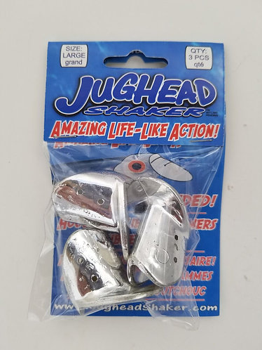 Large Jughead 3 Pack – Metallic Silver