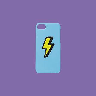 Blue Mobile Case
