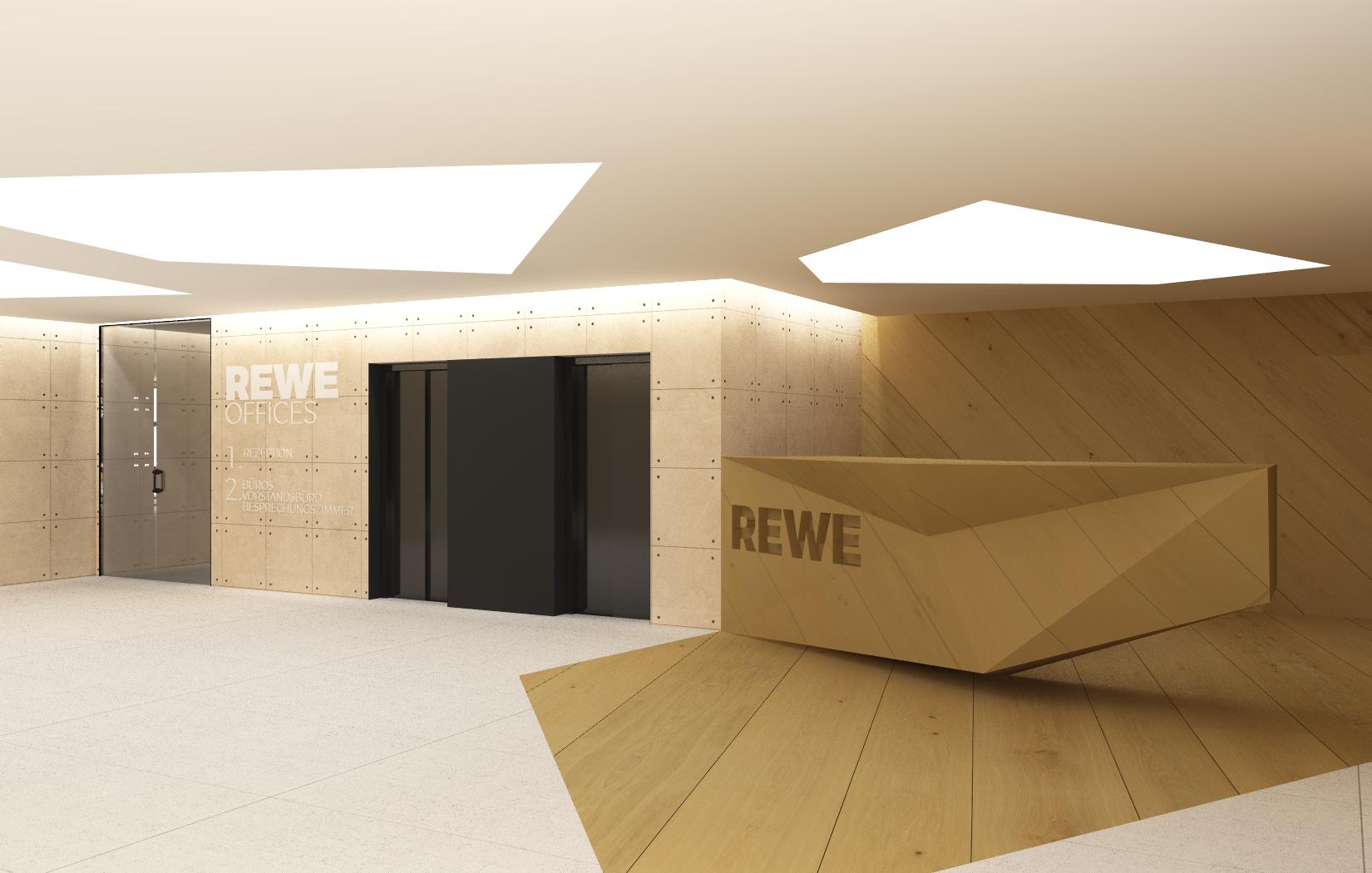 REWE HQ