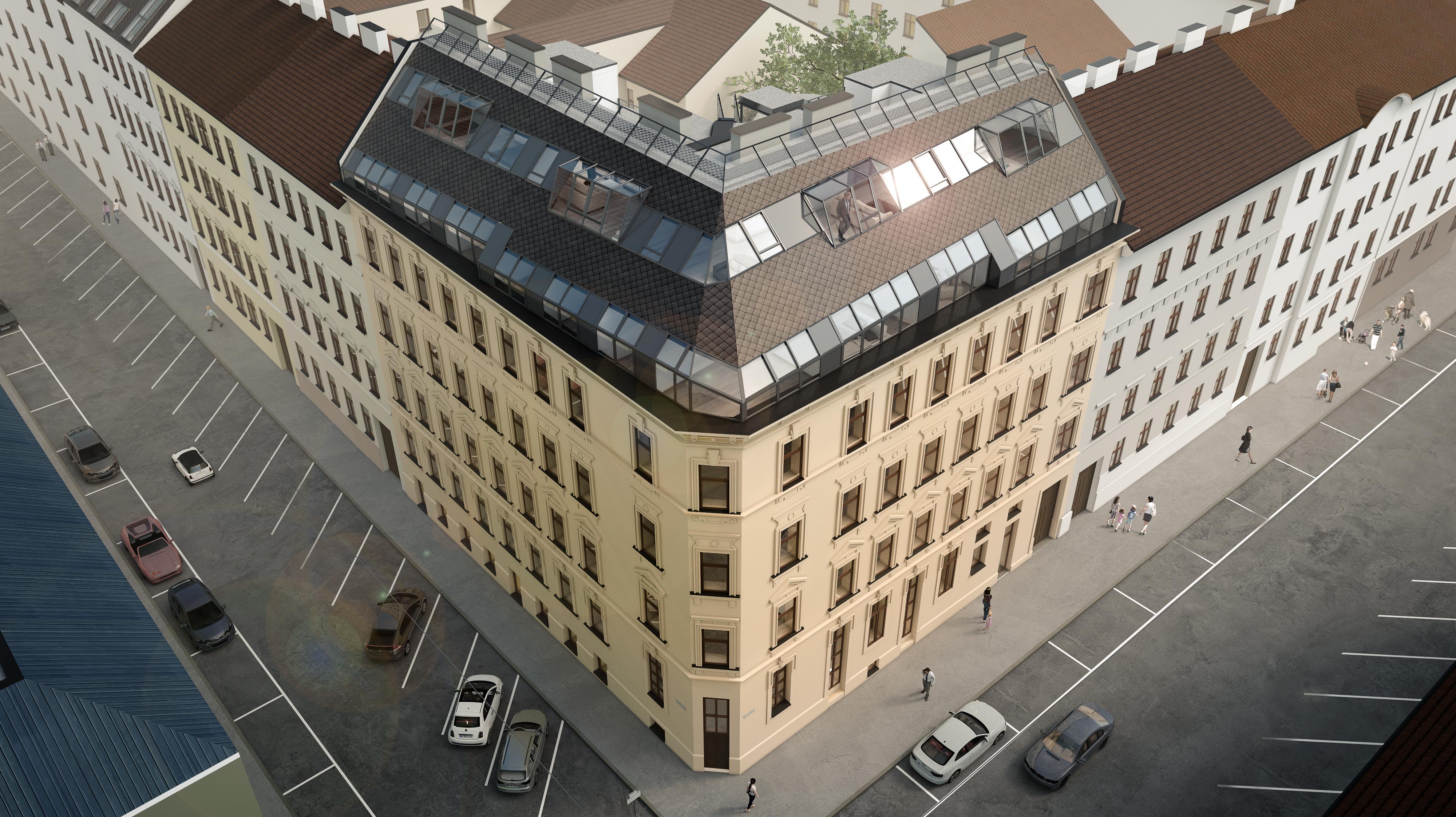 Vienna Degengasse