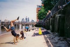 Thames Beach by Paul McGrail