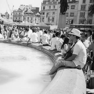 David Bastin, Crisis Trafalgar Square