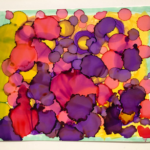 Haleema Forson Untitled (Flowers) 2019 a