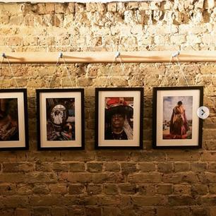 Kahaila Café, Bricklane.