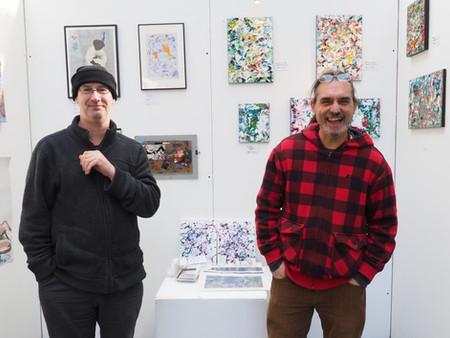 MyLondon Exhibition in Spitalfields