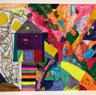 Patrick Saint-Vil Untitled (House) 2019