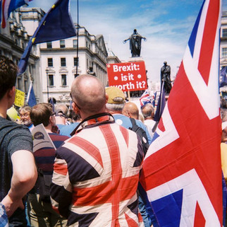 People's Vote march by Goska Calik