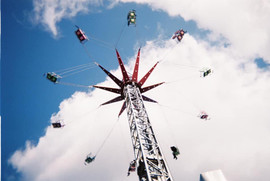 Funfair ride