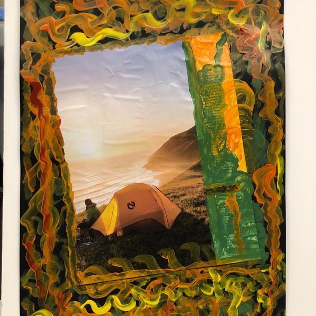 Debora Johnson Untitled (Camping) 2019 a
