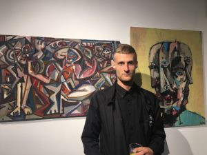 Cafe Art Hampstead competition exhibition opens