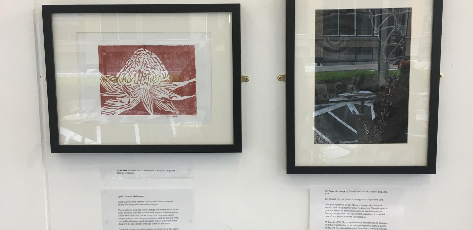 Melbourne Art works