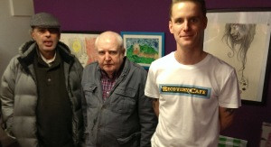 The Recovery Cafe officially opens!