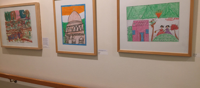 TIWIL 0519 Installation view Mumbai work
