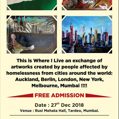 Mumbai 2018 poster