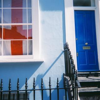 Notting Hill by Saffron Saidi