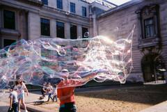 Monster Bubbles by Dee Allison