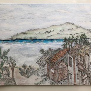 Carlos Gutierrez Beach House 2019 color