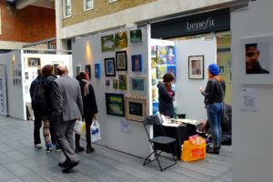 Homeless arts market to open on World Homeless Day