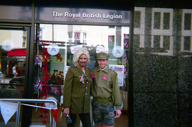 Bradley James Armed Forces Daysmallres+
